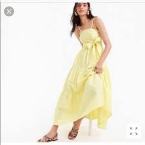 J,crew Tiered Maxi Dress in Stripe